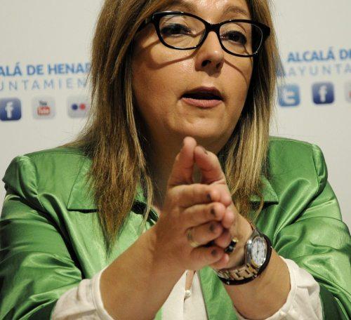 Pilar Fernández Herrador. Foto de Ricardo Espinosa Ibeas