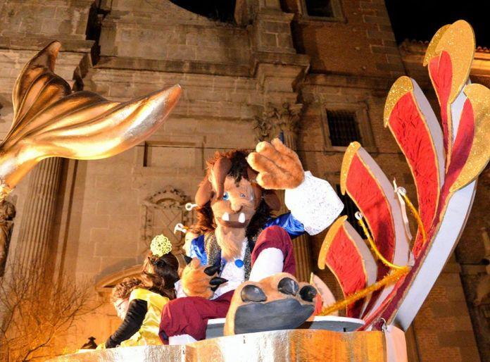 Cabalgata de Reyes 2016. Foto de Ricardo Espinosa Ibeas