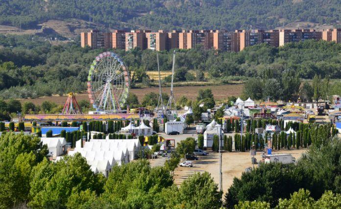 El Recinto Ferial se prepara para las Ferias y Fiestas 2019