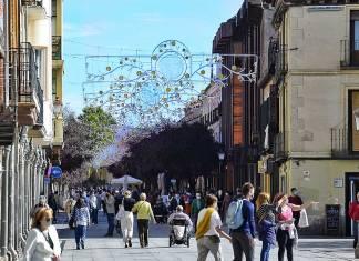 La Navidad ya se asoma en Alcalá de Henares