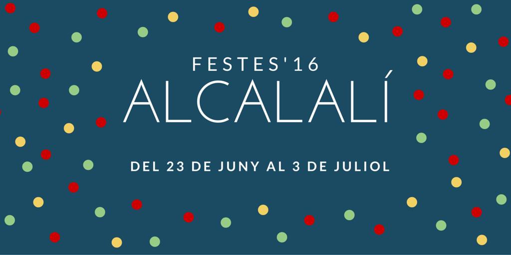 Alcalalí en fiestas - Alcalalí Turismo