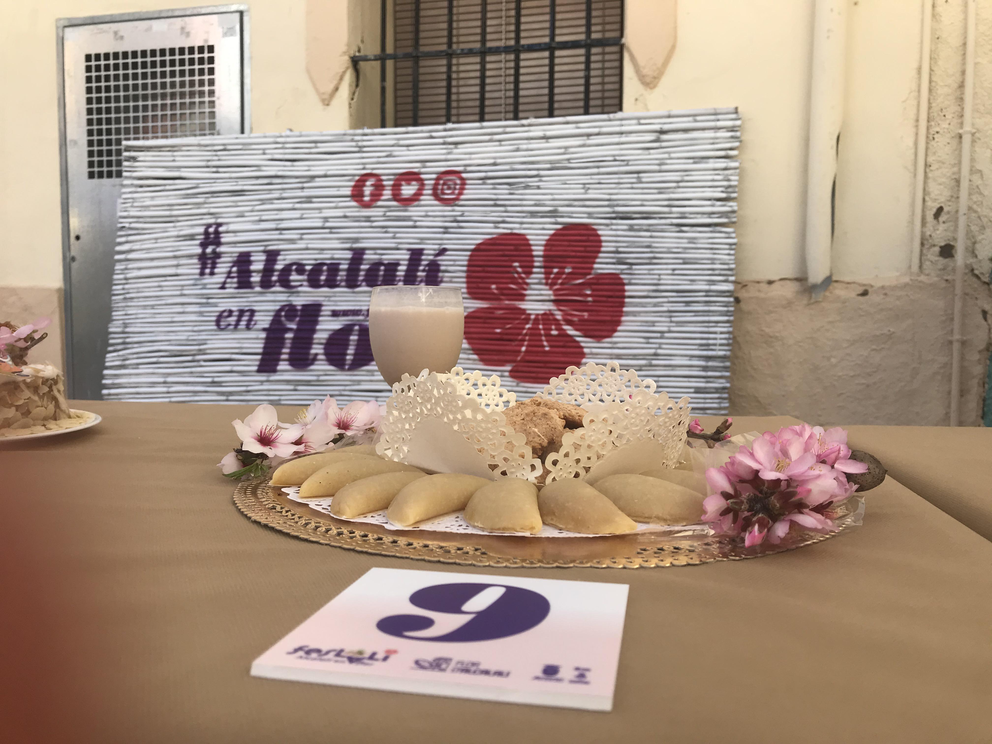Concurso de pasteles con almendra de Alcalalí