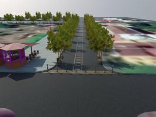 Alcaldía de Chinandega construirá calle calzada en este 2020