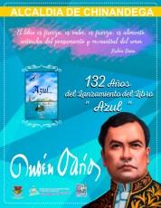 132 aniversario de la publicación de Azul