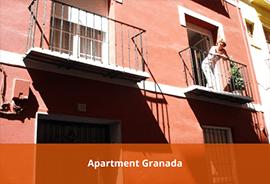 Apartment Granada - La Alcandora