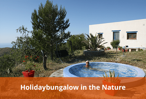 Holidaybungalow in the Nature