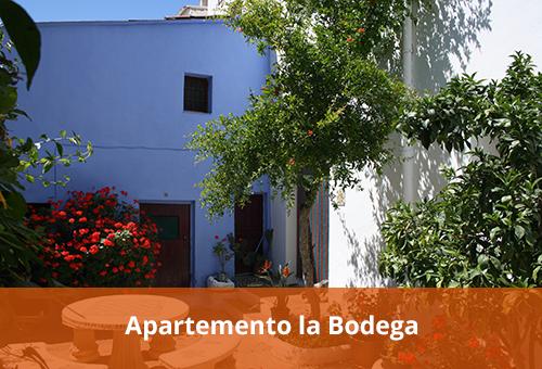 Apartemento La Bodega