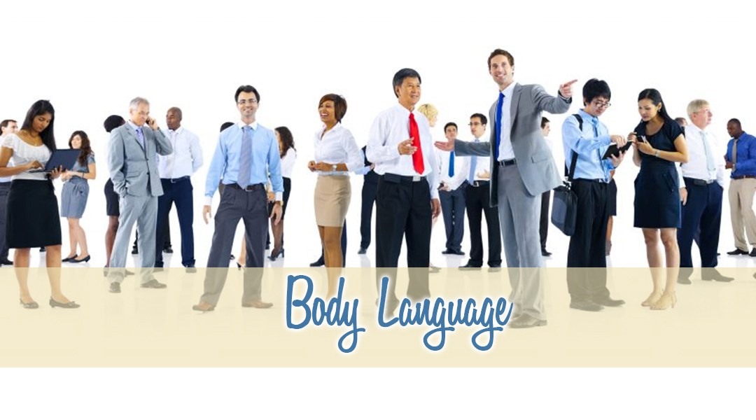 The Science Of Body Language
