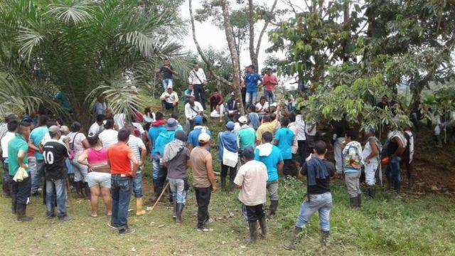 Comunidades del Putumayo resiste ante incumplimiento del PNIS y arremetida militar del gobierno