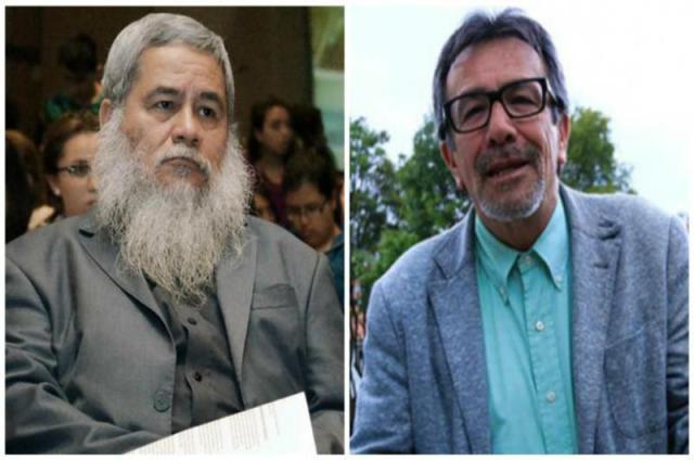 Gobierno designo como promotores de paz Francisco Galán y Felipe Torres, ex guerrilleros del ELN