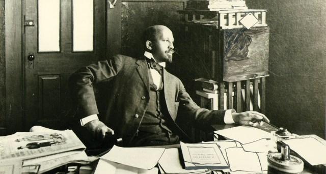 La liberación negra y el internacionalismo anticolonial de Du Bois