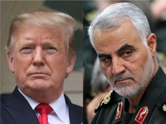 Irán emite orden de arresto contra Donald Trump por asesino
