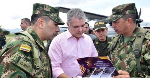 EL PLAN DEFENSA Y SEGURIDAD PDS DEL GOBIERNO COLOMBIANO ES UNA AMENAZA PARA LA PAZ EN LA REGIÓN