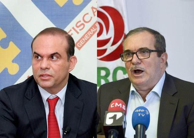 Timochenko y Mancuso instan a defender la Jurisdicción Especial para la Paz (JEP)