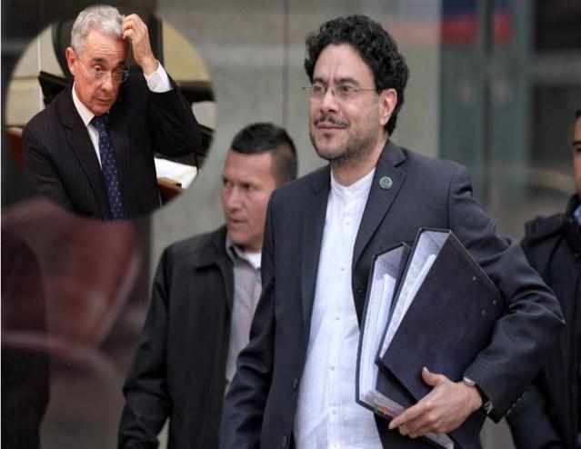 Iván Cepeda denunciará penalmente al sindicado Álvaro Uribe por injuria y calumnia.