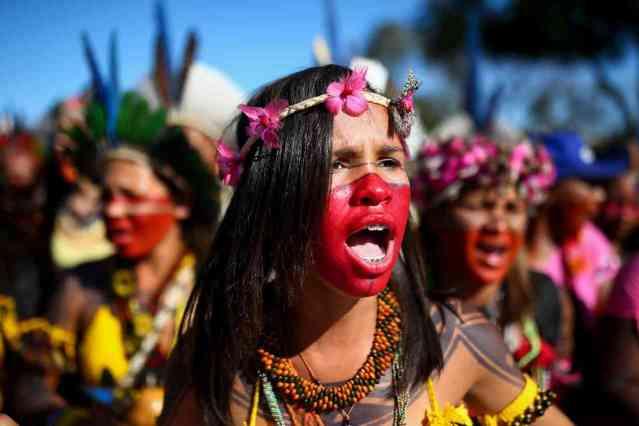 Día internacional de mujeres indígenas, no de víctimas, ni de indiecitas folclorizadas