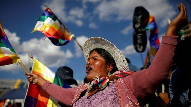 Bolivia, nuevamente nos deja lecciones para los pueblos de Abya Yala