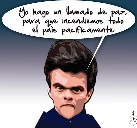 Cómo y quienes ayudaron a Leopoldo López a escaparse del país…?