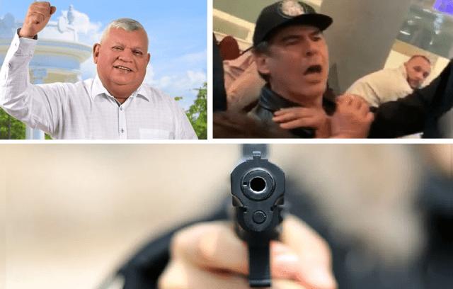Los pistoleros del Magdalena
