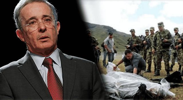 Falsos positivos y falsas cifras, la prioridad del Gobierno de Álvaro Uribe Vélez