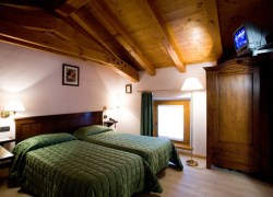 Agriturismo Al Casale Codroipo 11 250x180 The Rooms in farm stay in Codroipo, Udine Friuli