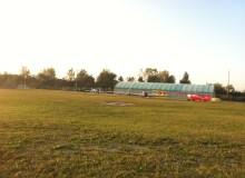 airfield friuli udine italy 01 220x160 Laviosuperficie e campo volo di Codroipo in Friuli