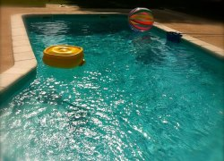 piscina friuli 250x180 The Rooms in farm stay in Codroipo, Udine Friuli