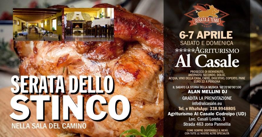 1920x1005 Stinco 1 890x466 Lo Stinco + Musica, Al Casale Codroipo: 6 7 Aprile