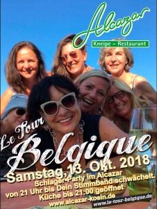 Le Tour Belqique 2018
