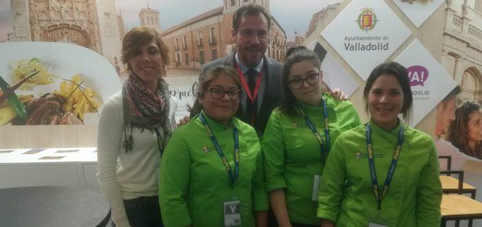 Direccin de Cocina colaborando en Madrid Fusin con