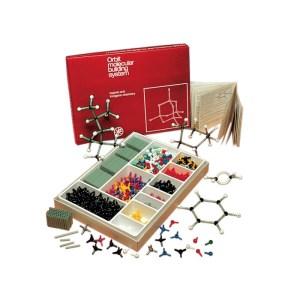 Model kulkowy budowy atomów - DUŻY