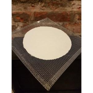Siatka z krążkiem ceramicznym do ogrzewania