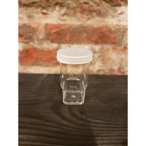Pojemnik PP na substancje stałe 25 ml