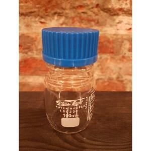 Butla z nakrętką 100 ml