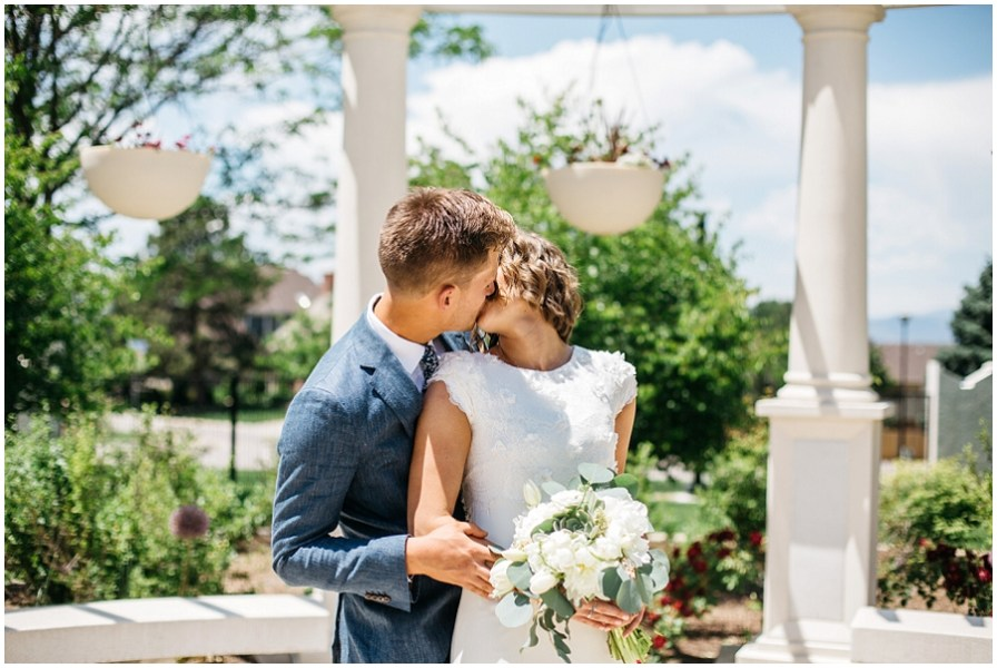 Denver LDS Wedding Photographer