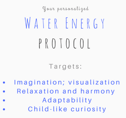 Water energy balance protocol Alchemy in You