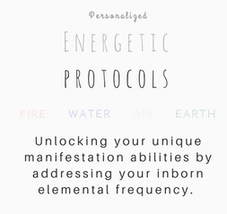 Energetic Balance Protocols