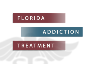 Florida Addiction Treatment