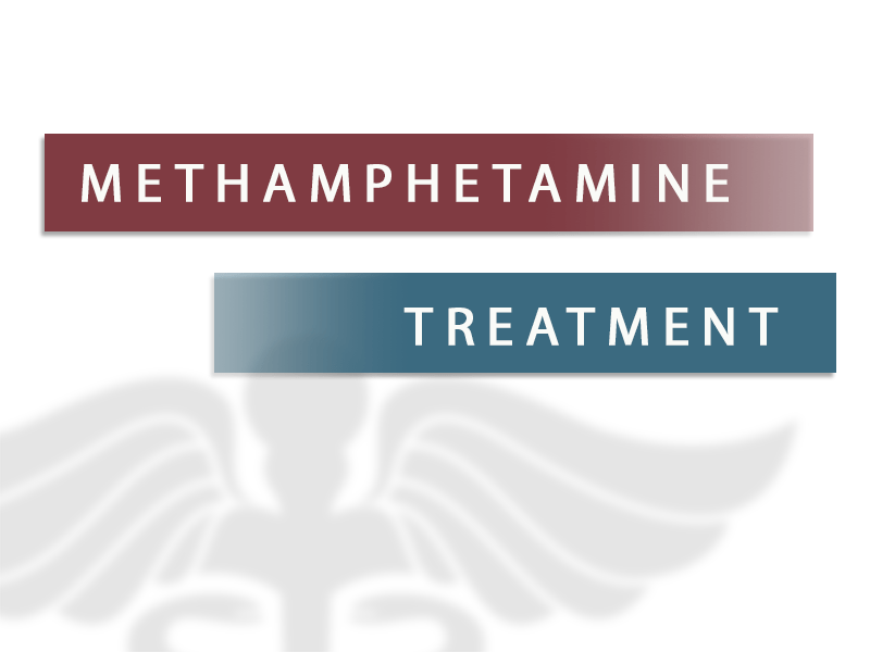 methamphetamine treatment