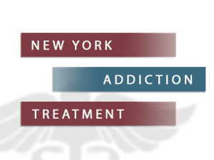 New York Addiction Treatment