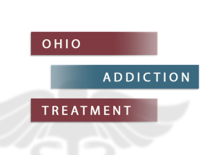Ohio Addiction Treatment