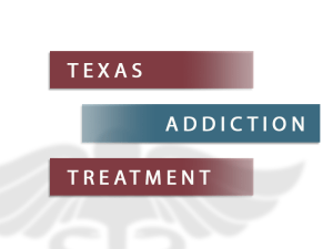 Texas Addiction Treatment
