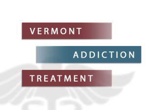 Vermont Addiction Treatment