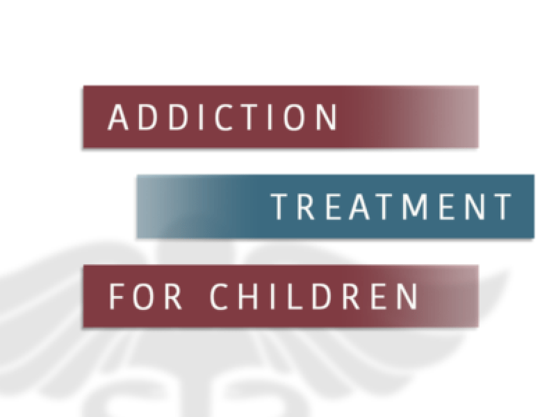 Addiction Treatment For Children