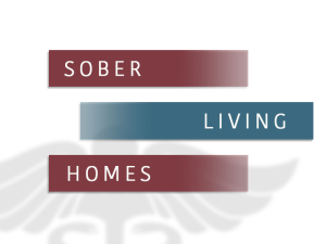 Sober Living Homes