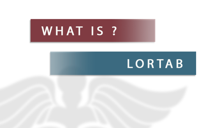 what is lortab