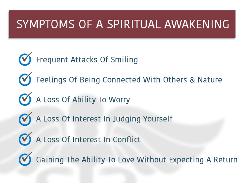 Symptoms of Spiritual Awakening