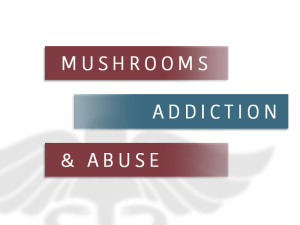 Psychedelic Mushrooms Abuse and Treatment Information