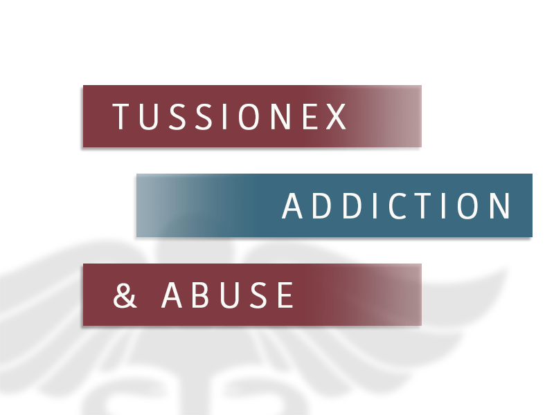 Tussionex Abuse, Signs, Symptoms, and Addiction Treatment