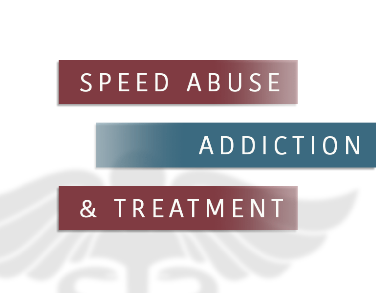 speed abuse addiction and treatment